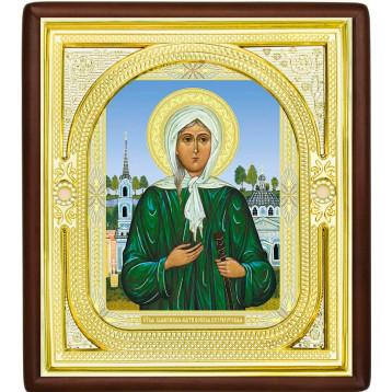 Ікона Ксенії Петербурзької 1-П-36