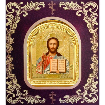 Ікона Ісус Христос 12-А-17