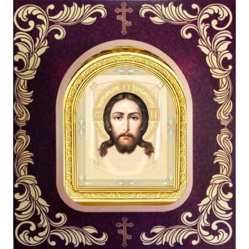 Ікона Спас нерукотворний 12-А-24