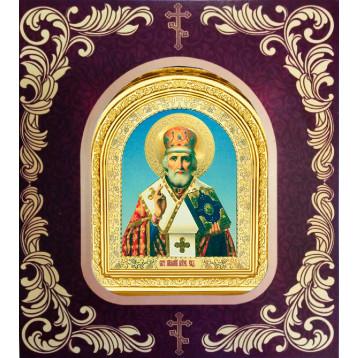 Ікона Микола Чудотворець 12-А-26