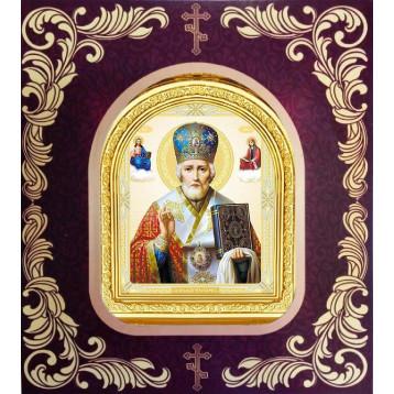 Ікона Миколи Чудотворця 12-А-27