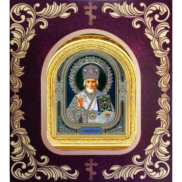 Ікона Миколи Чудотворця 12-А-28
