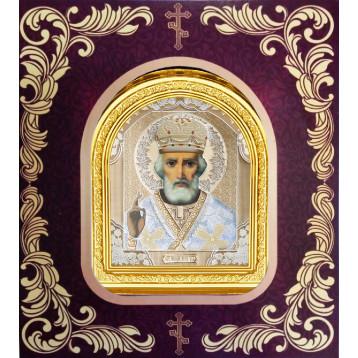 Ікона Миколи Чудотворця 12-А-29