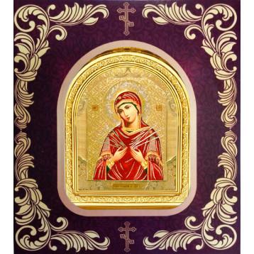 Ікона Семистрільна Божої Матері 12-А-54