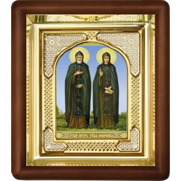 Ікона Петро і Февронія 3-П-49