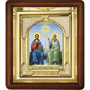 Ікона Свята Трійця новозавітна 3-П-61