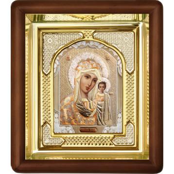 Ікона Богородиця Казанська 3-П-8