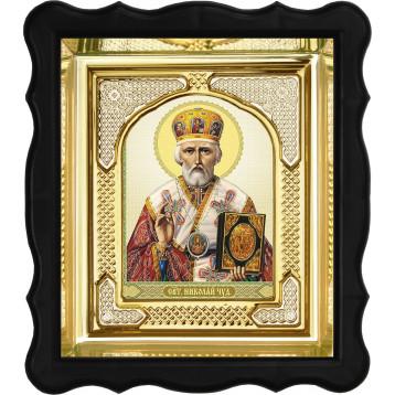 Ікона Микола Чудотворець 3-ФП-25