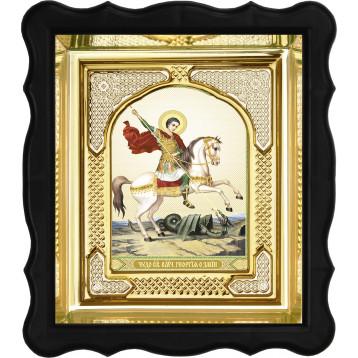 Ікона Святий Георгій Побідоносець 3-ФП-32