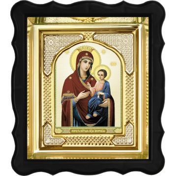 Иверская икона Божьей Матери 3-ФП-34