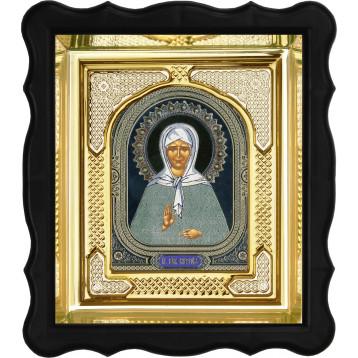 Ікона Матрона Московська 3-ФП-38