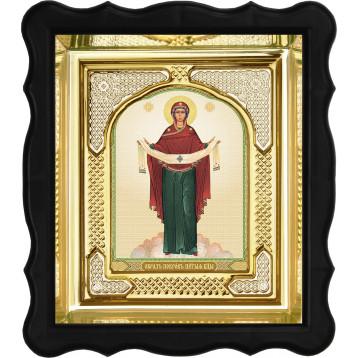 Ікона Покров Пресвятої Богородиці 3-ФП-50