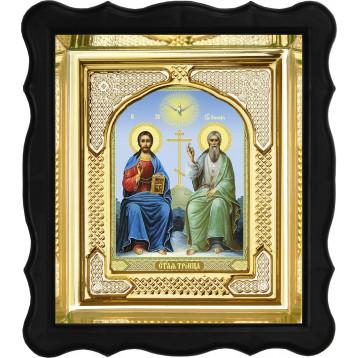 Ікона Свята Трійця новозавітна 3-ФП-61