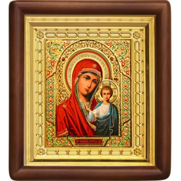 Ікона Богородиці Казанської 4-П-11
