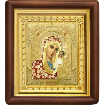 Ікона Казанської Божої Матері 4-П-9