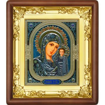 Ікона Пресвята Богородиця Казанська, лик Софрон 5-П-10