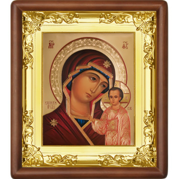 Ікона Божої Матері Казанської, лик Софрон 5-П-13