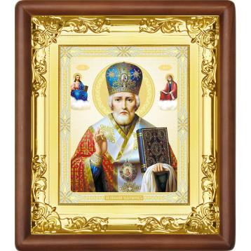 Икона Николая Чудотворца 5-П-27