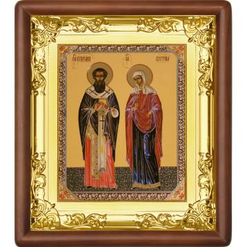 Ікона Кипріян і Юстина 5-П-35