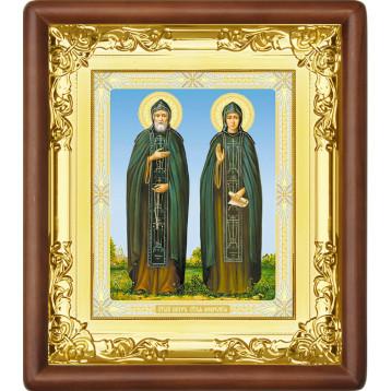 Ікона Петро і Февронія 5-П-49