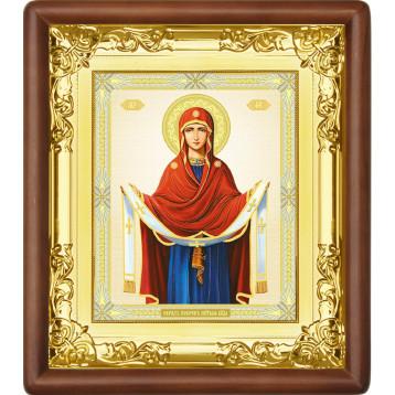 Ікона Покров Пресвятої Богородиці 5-П-50