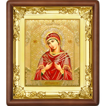 Ікона Семистрільна Божої Матері 5-П-54