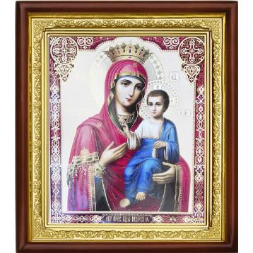 Иверская икона Божьей Матери 23-П-44