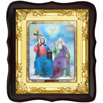 Ікона Свята Трійця новозавітна 5-ФТ-61