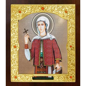 Икона Sfanta Mucenita Filofteia (Филофея) 21-Д-161