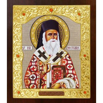 Икона Sf. Nectarie (Нектарий) 21-Д-164
