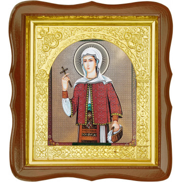 Икона Sfanta Mucenita Filofteia (Филофея) 17-ФС-161