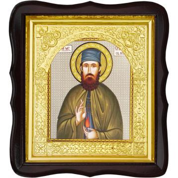 Икона Sf. Mare Mucenic Efrem (Ефрем) 17-ФТ-166