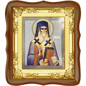 Икона Sf. ierarh. Nectarie (Нектарий) 5-ФС-165