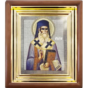 Икона Sf. ierarh. Nectarie (Нектарий) 27-П-165