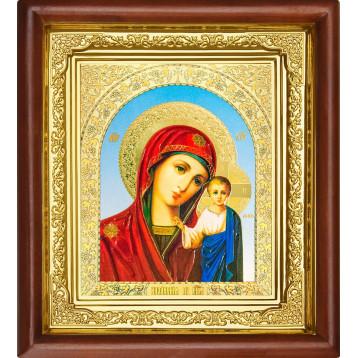 Ікона Божий Матері Казанської 16-П-12