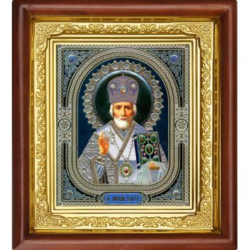 Ікона Миколи Чудотворця 16-П-28