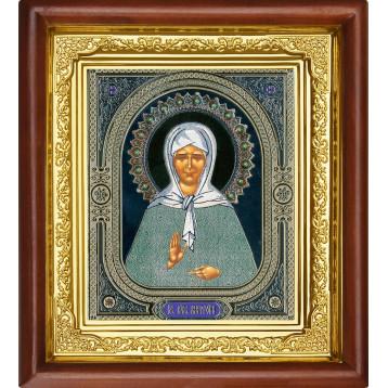 Ікона Матрона Московська 16-П-38