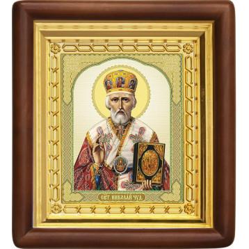 Ікона Микола Чудотворець 4-П-25
