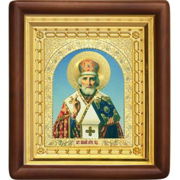 Ікона Микола Чудотворець 4-П-26