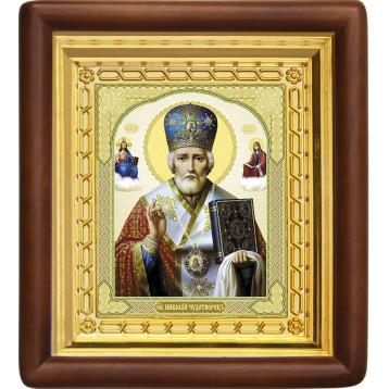 Ікона Миколи Чудотворця 4-П-27
