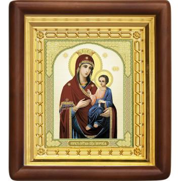 Іверська ікона Божої Матері 4-П-34