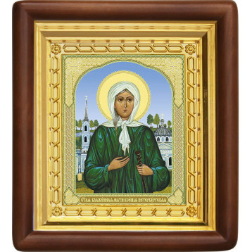 Ікона Ксенії Петербурзької 4-П-36