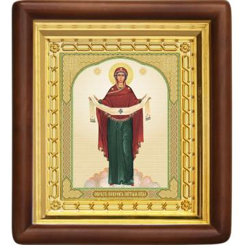 Ікона Покров Пресвятої Богородиці 4-П-50