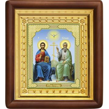 Ікона Свята Трійця новозавітна 4-П-61