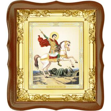 Ікона Святий Георгій Побідоносець 5-ФС-32