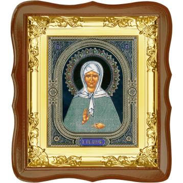 Ікона Матрона Московська 5-ФС-38