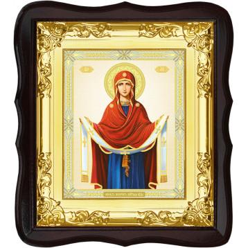 Ікона Покров Пресвятої Богородиці 5-ФТ-50