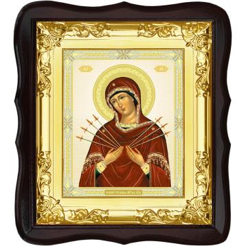 Ікона Семистрільна Божої Матері 5-ФТ-52
