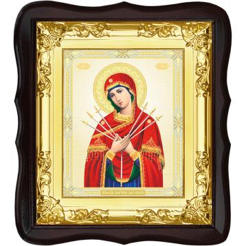 Ікона Божої Матері Пом'якшення злих сердець 5-ФТ-64