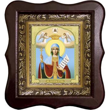 Икона Sf. Parascheva (Параскева) 1012-ФБ-164